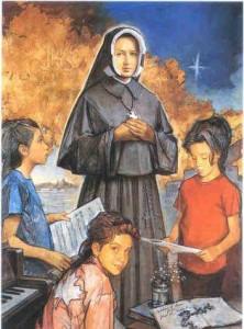 bł. Dina Belanger, obraz beatyfikacyjny